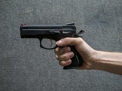 Zbraň, ilustrační foto
