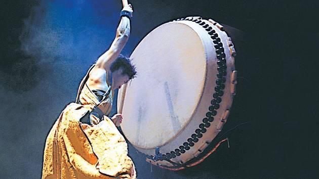 Japonští bubeníci se představí v Ostravě