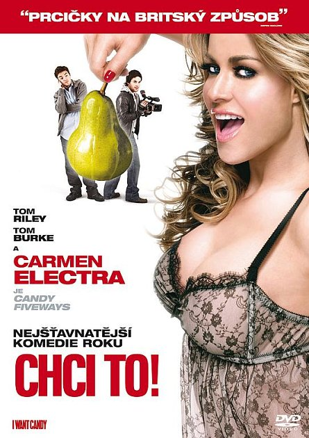 DVD Chci to!