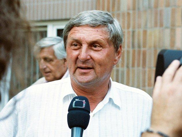 Házenkářský mistr světa Arnošt Klimčík.