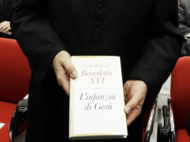 Papež Benedikt XVI. dokončil poslední díl své trilogie o životě Ježíše.
