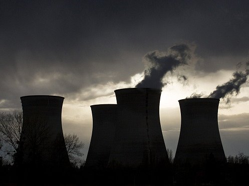 Francouzská jaderná elektrárna Bugey