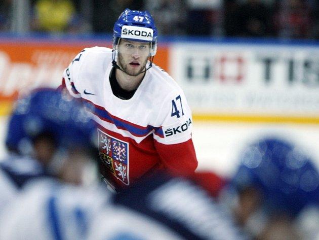 Michal Jordán proti Finsku.