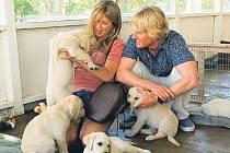 Rodinný mazlík. John a Jenny (Owen Wilson a Jennifer Anistoneová) měli své plány. Které skončily příchodem psího miláčka…
