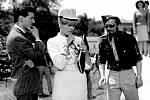 Karel Gott ve filmu Kdyby tisíc klarinetů