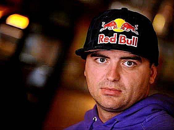 Fourcrossař Michal Prokop měl vážný pád.