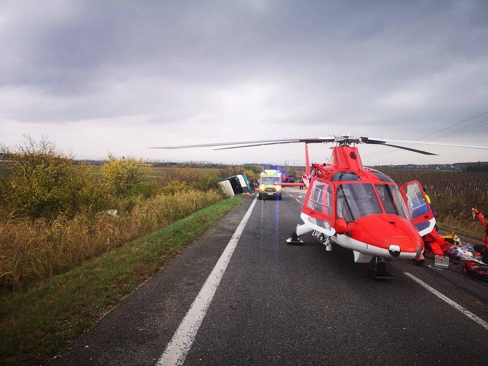 Tragická nehoda u Nitry