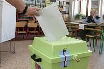 Volby, urna. Ilustrační foto