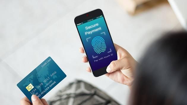 Bezpečné platby přes internet - Ilustrační foto