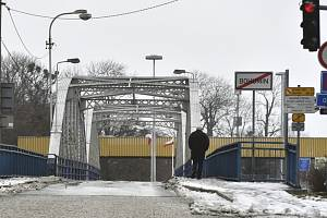 Hraniční přechod s Polskem v Bohumíně