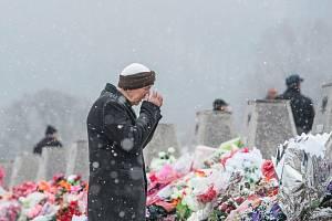Každý rok se ve výroční den incidentu sjíždějí do Račaku truchlící lidé