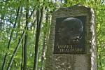 Pomník Aloise Rašína poblíž Budějovického předměstí v Písku.