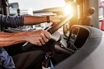 Řidič kamionu - Ilustrační foto