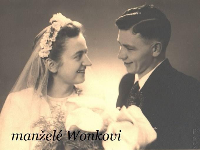 Rodiče Wonkovi