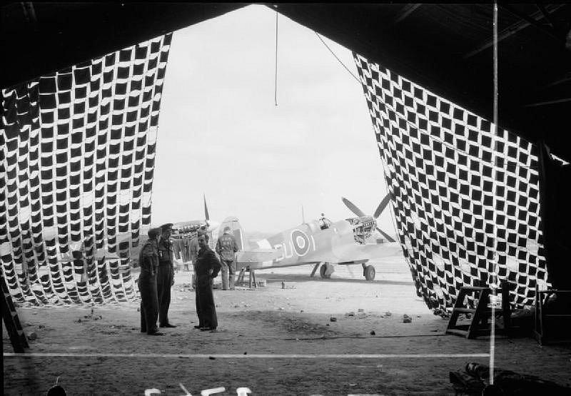 Supermarine Spitfire LF Mark IXB 312. a 313. československé perutě