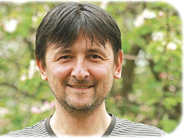 Plzeňský historik Jiří Sankot