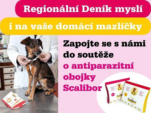 Regionální deník myslí i na vaše domácí mazlíčky