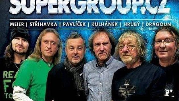 Supergroup na lounské Zastávce