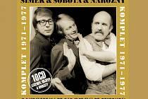 Supraphon vydal unikátní komplet Šimek & Nárožný & Sobota 1971–1977.