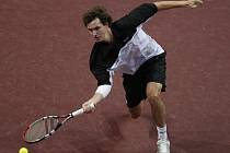 Jan Hernych na turnaji v Basileji