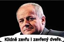 Asi nejvíc vtipů vyvolalo zavírání dalších a dalších prostor, spojované s novým ministrem zdravotnictví Romanem Prymulou