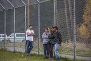 Uprchlický tábor v Bělé - Jezové