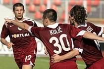 Jan Rezek, Marek Kulič a Karol Kisel