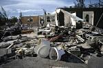 Následky řádění hurikánu Dorian na Bahamách