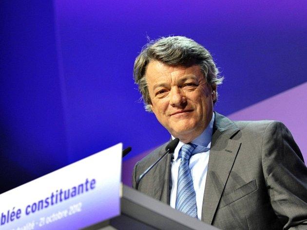 Bývalý pravicový ministr Jean-Louis Borloo.