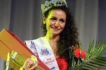 Ilaria Galbuserová z Itálie získala 8. července v Praze ve finále 11. ročníku světové soutěže neslyšících dívek titul Miss Deaf World 2011.