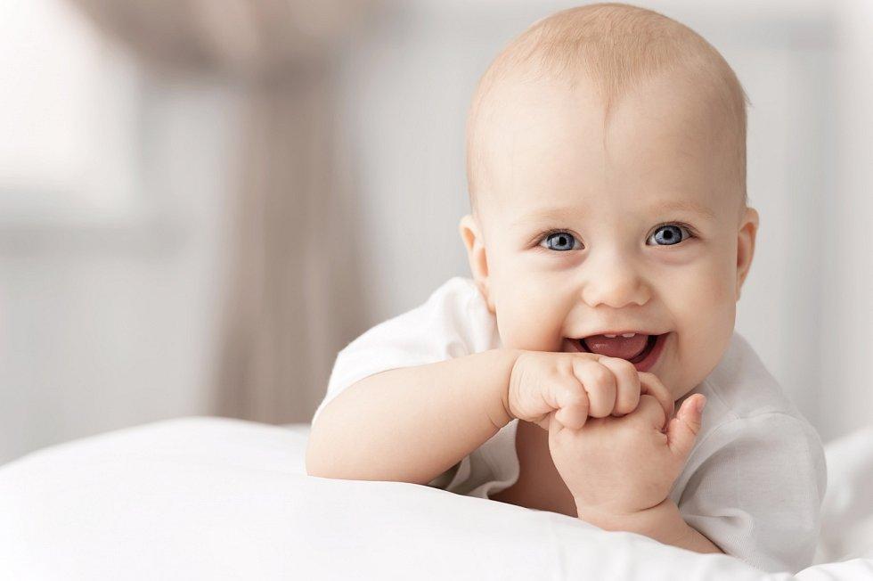 """Jméno Jan je mezi rodiči i nadále populární. Podle posledních dostupných údajů ČSÚ drží """"Honzové"""" či """"Jeníci"""" mezi nejčastějšími jmény novorozených chlapců druhé místo."""