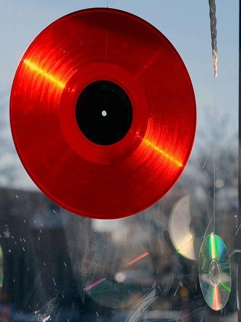 Vinylová deska
