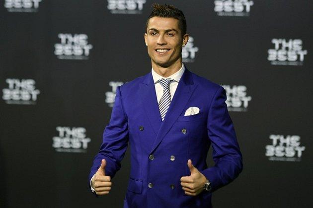 Cristiano Ronaldo vyhrál počtvrté anketu FIFA onejlepšího fotbalistu roku.