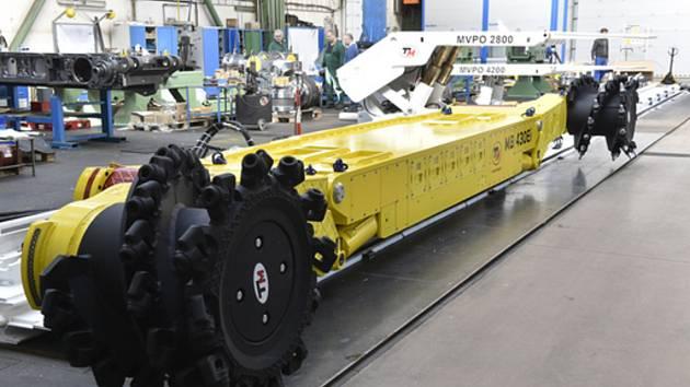 Důlní kombajn T Machinery