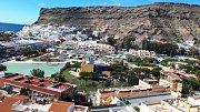 Gran Canaria. Přístav Puerto de Mogán.
