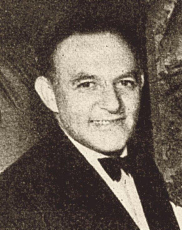 Zakladatel a šéf produkční společnosti Columbia Pictures Harry Cohn