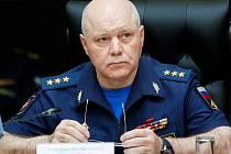 Šéf ruské rozvědky GRU Igor Korobov