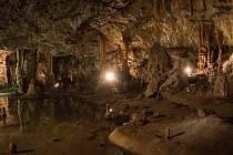 Jeskyně. Ilustrační foto.