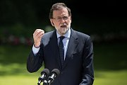 Premiér Španělska Mariano Rajoy
