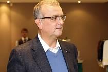 První místopředseda TOP 09 Miroslav Kalousek.