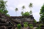 Ruiny města Nan Madol.