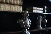 Busta Františka Josefa I.