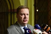 Martin Plíšek (TOP 09), předseda vyšetřovací komise