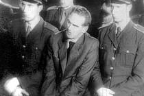 Po Klementu Gottwaldovi byl Rudolf Slánský druhým mužem ve státě. Gottwald byl jeho přítel, přesto ho nakonec obětoval