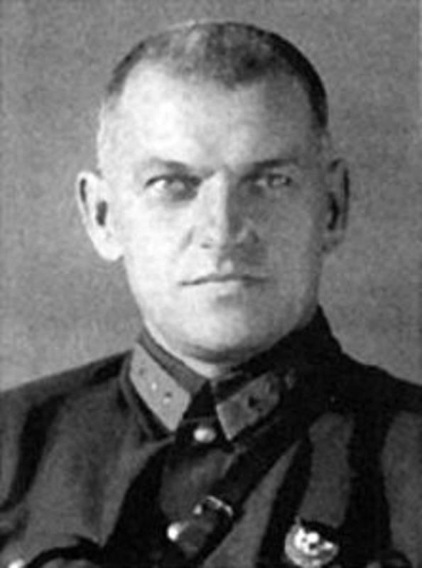 Jan Karlovič Berzin, náčelník sovětské vojenské rozvědky v letech 1924 – 1935