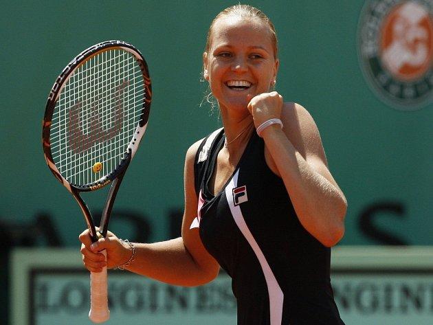 Agnes Szavayová se postarala na Roland Garros o senzaci, když vyřadila Venus Williamsovou.
