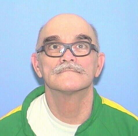 Timothy Krajcir ve vězení. Svůj doživotní trest si odpykává v nápravném zařízení ve městě Pontiac ve státě Illinois