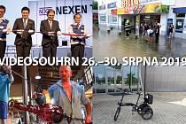 Videosouhrn 26.–30. srpna 2019