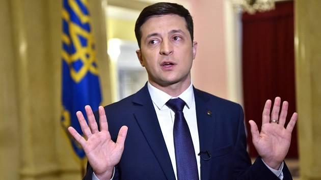 Volodymyr Alexandrovič Zelenskyj