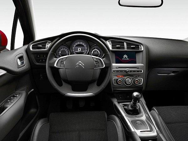 Citroën C4.